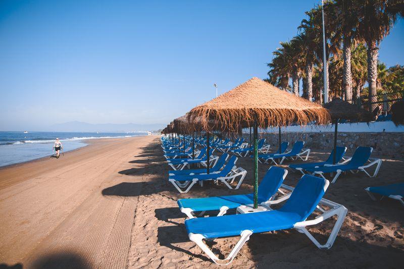 Marbella Playa - 3 Popup navigation