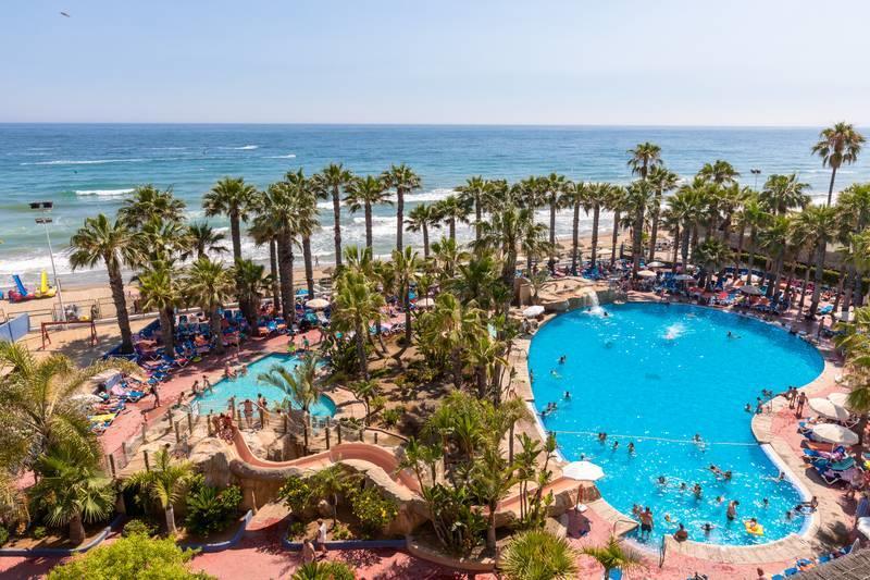 Marbella Playa - 7 Popup navigation