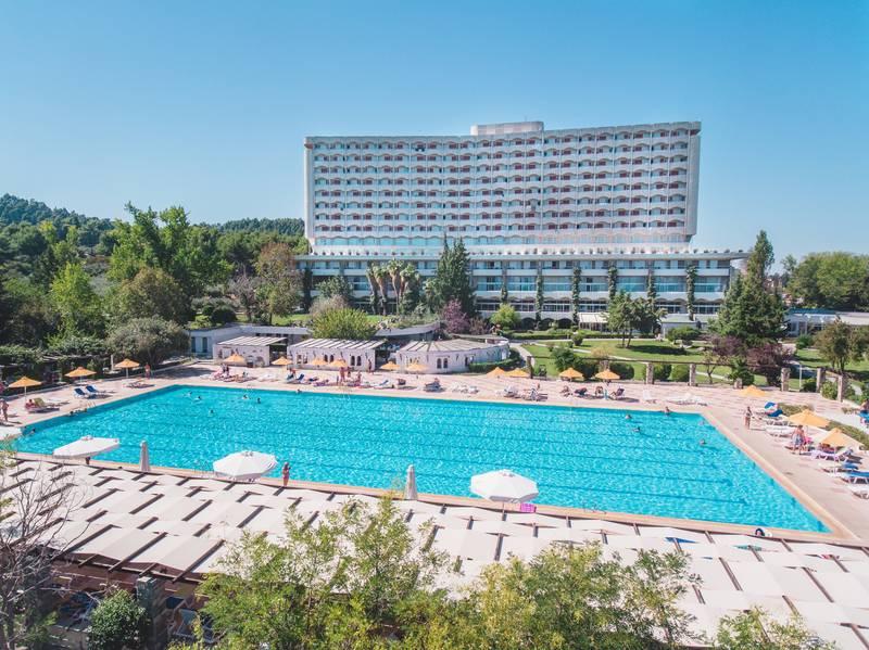 Athos Palace 4* - olympijský bazén
