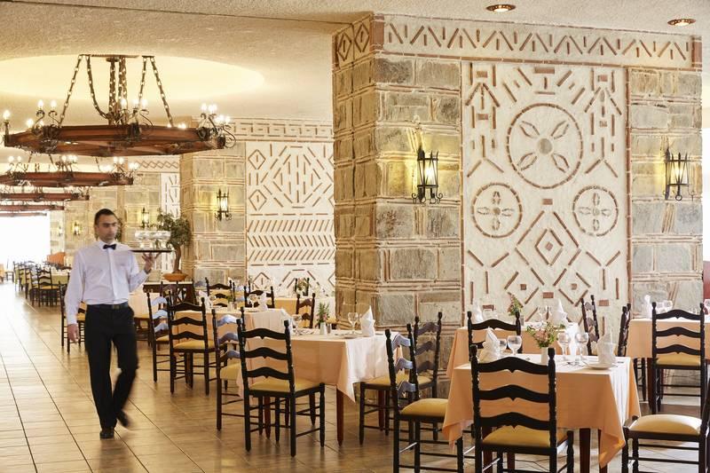 Athos Palace 4* - reštaurácia