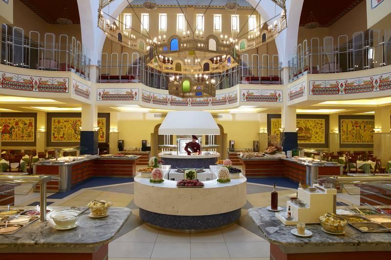 Simantro Beach Hotel 5* - reštaurácia