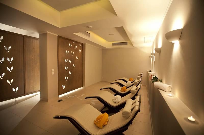 Simantro Beach Hotel 5* - spa
