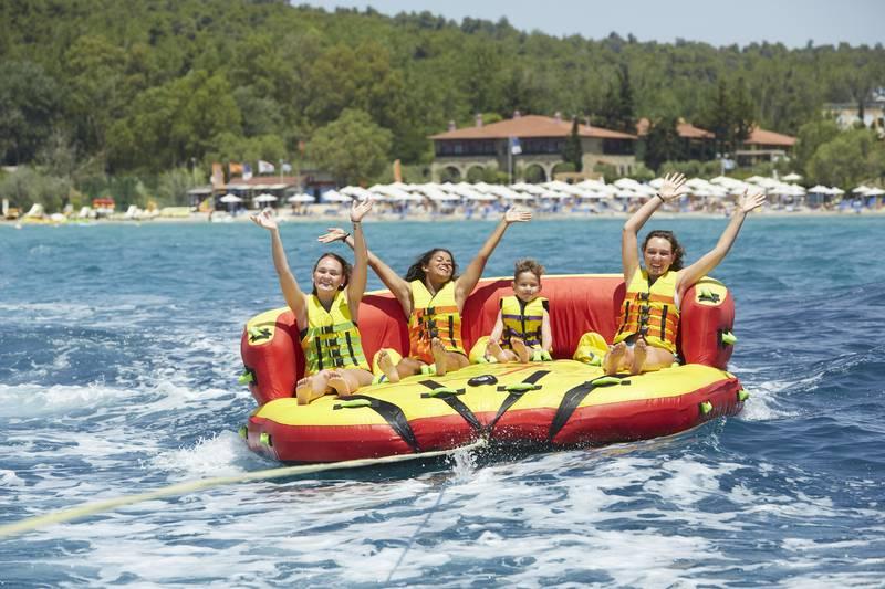 Simantro Beach Hotel 5* - pláž