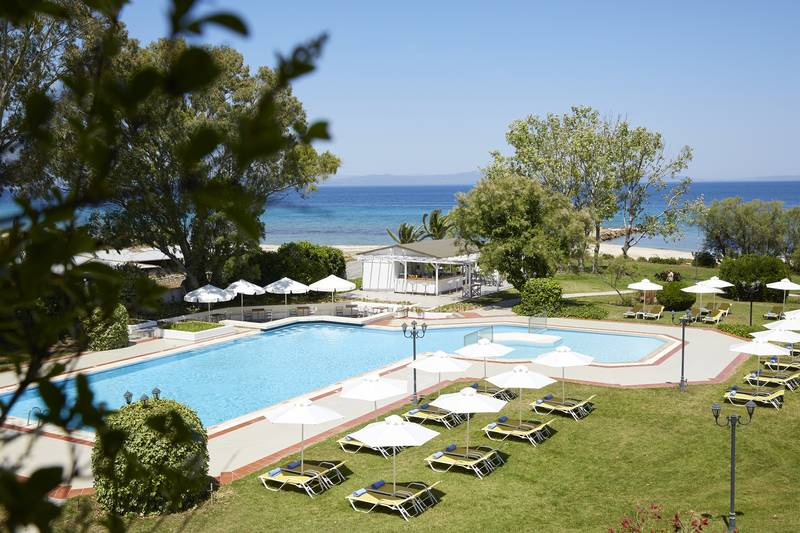 Theophano Imperial Palace 5* - bazén