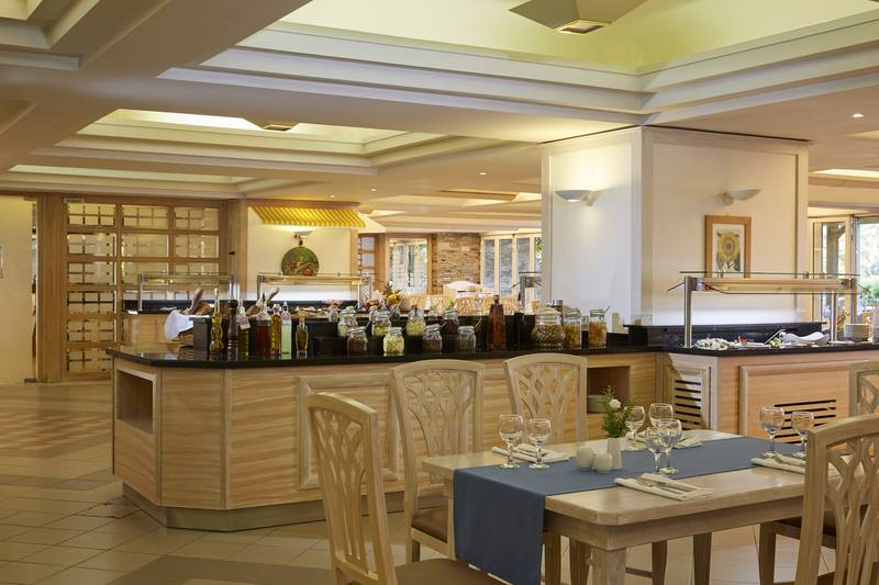 Theophano Imperial Palace 5*  - reštaurácia