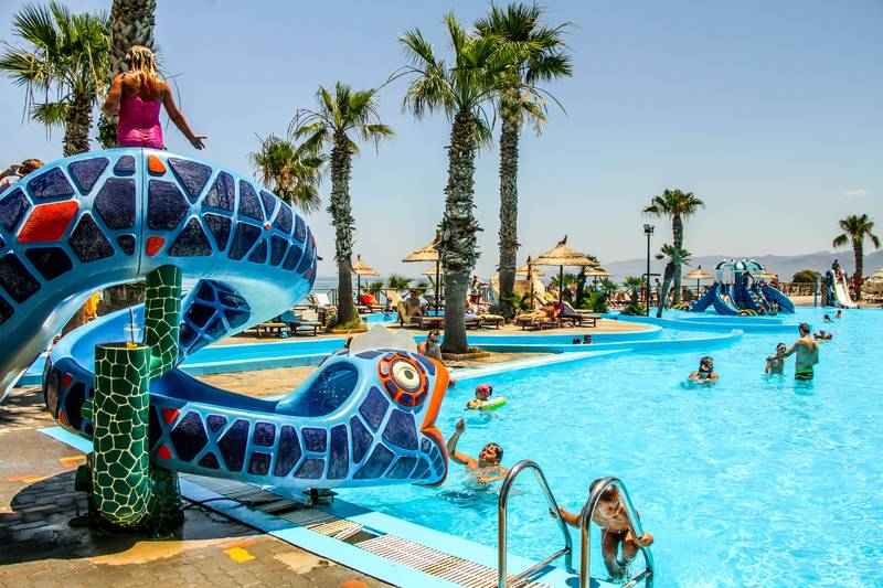 Star Beach Village & Water Park 4*+ - detský bazén
