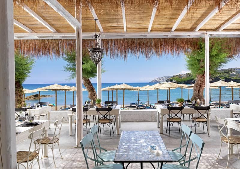 Capsis Elite Resort 5* - reštaurácia