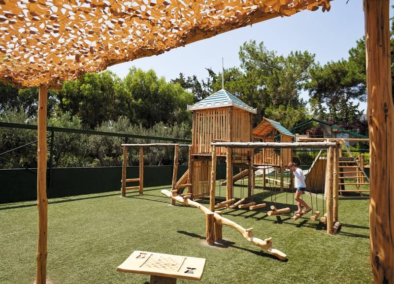 Capsis Elite Resort 5* - detské ihrisko