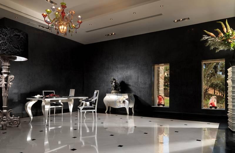 Capsis Elite Resort 5* - lobby
