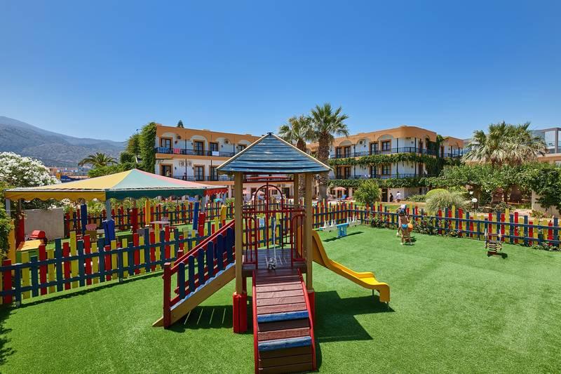 Malia Bay Beach Hotel & Bungalows 4* - detské ihrisko