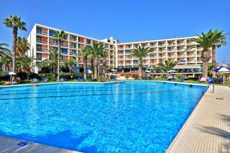 Sirens Beach Hotel & Village 4* - bazén