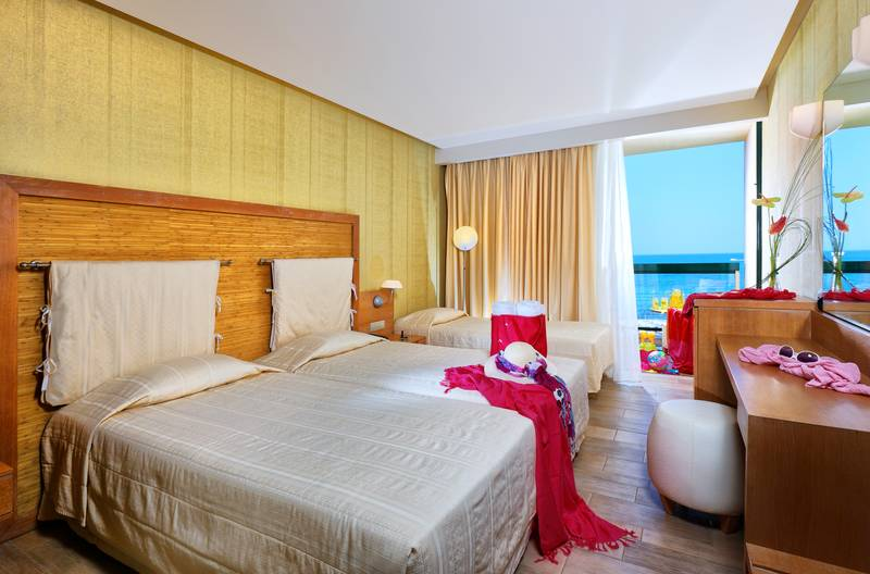 Sirens Beach Hotel & Village 4* - izba