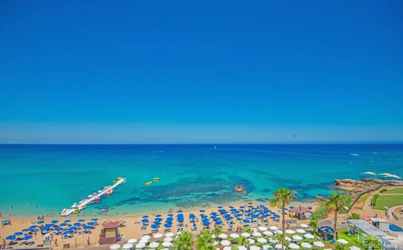 Silver Sands Beach Hotel 3*+ - pláž