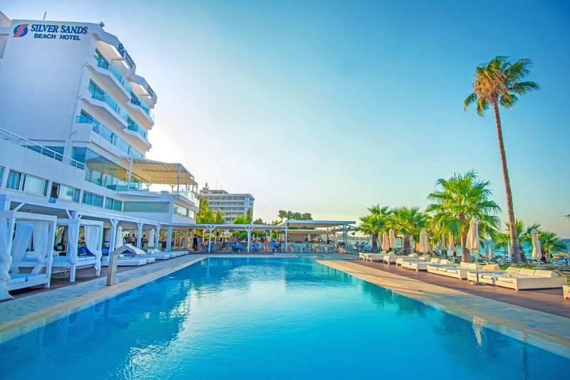 Silver Sands Beach Hotel 3*+ - bazén
