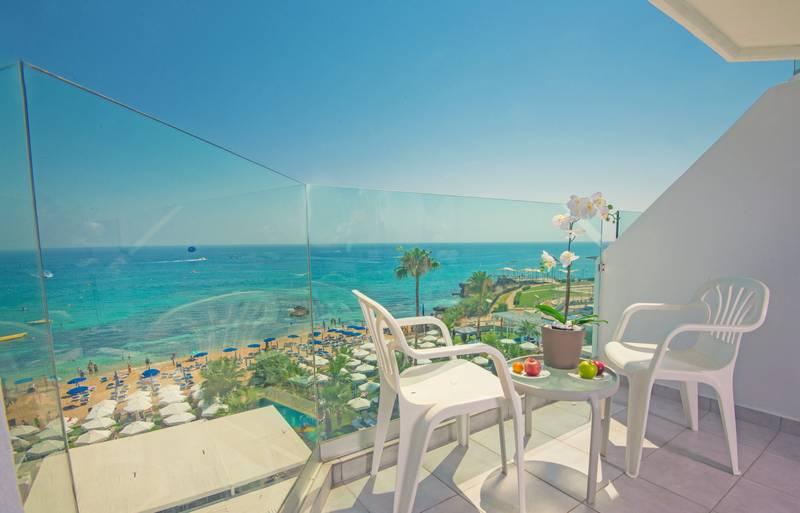 Silver Sands Beach Hotel 3*+ - izba s terasou