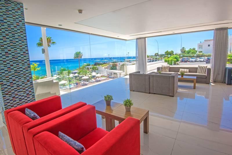 Silver Sands Beach Hotel 3*+ - lobby