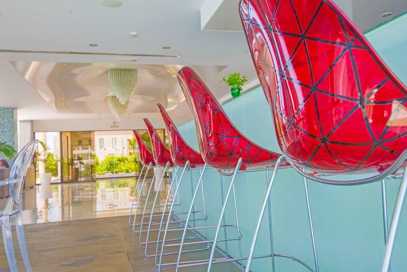 Silver Sands Beach Hotel 3*+ - lobby bar