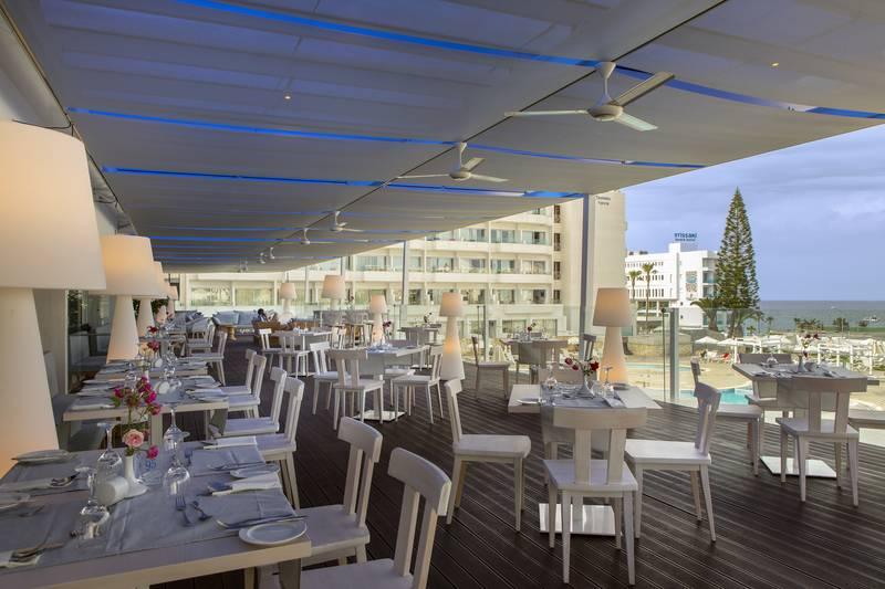 Odessa Beach Hotel 4 Protaras Južn 253 Cyprus Leto 2019