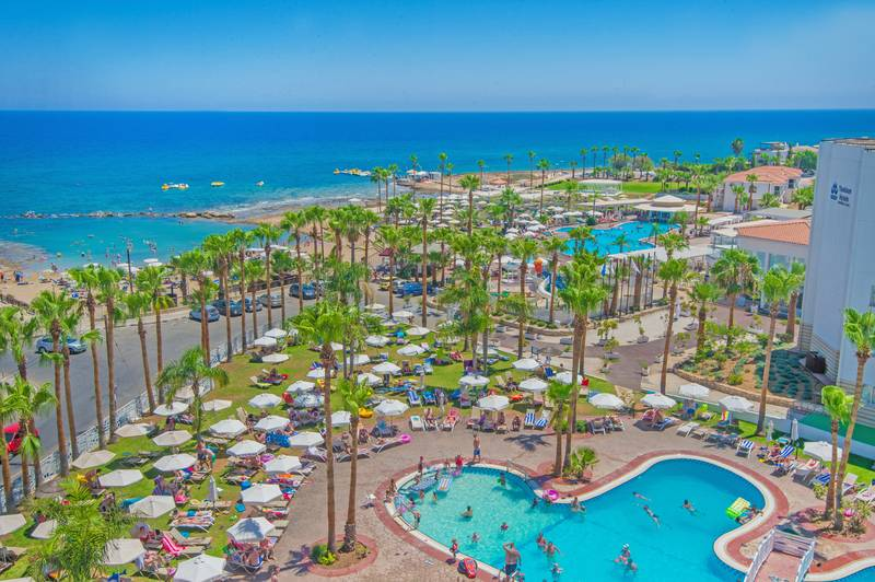 Anastasia Beach Hotel 4* - bazén