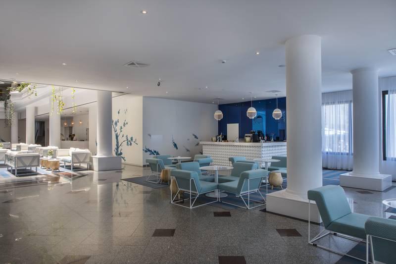 Anastasia Beach Hotel 4* - lobby