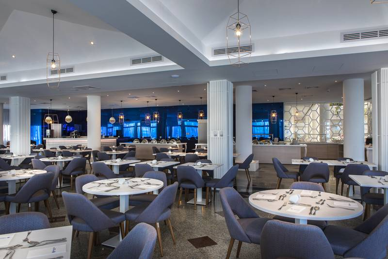 Anastasia Beach Hotel 4* - reštaurácia