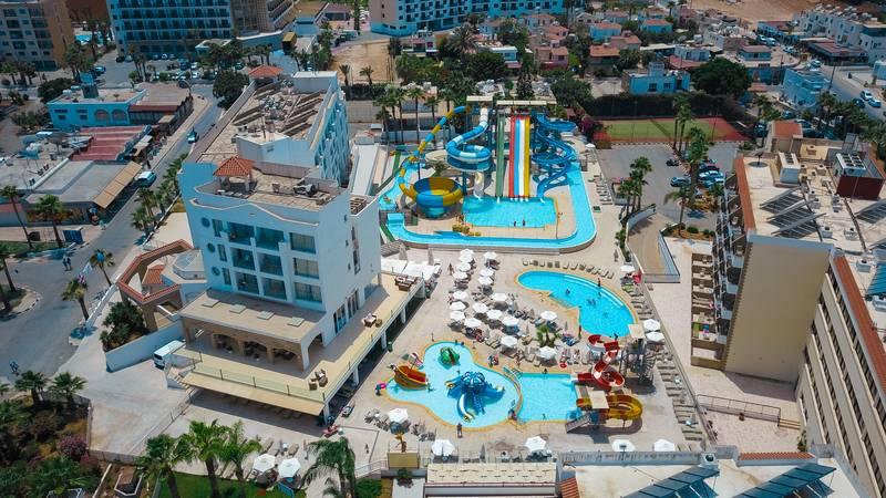 Anastasia Beach Hotel 4* - vodný park