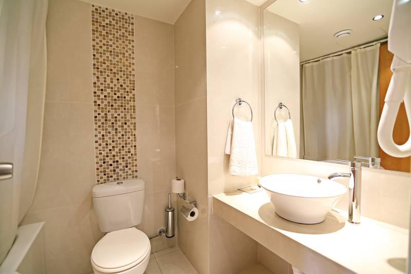 Anastasia Beach Hotel 4* - kúpeľňa