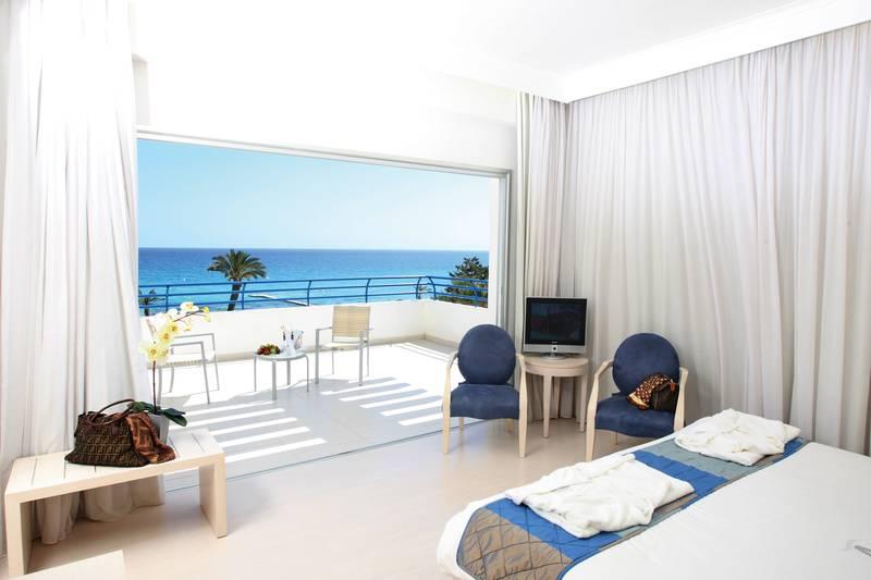 Vrissiana Beach Hotel 4* - izba