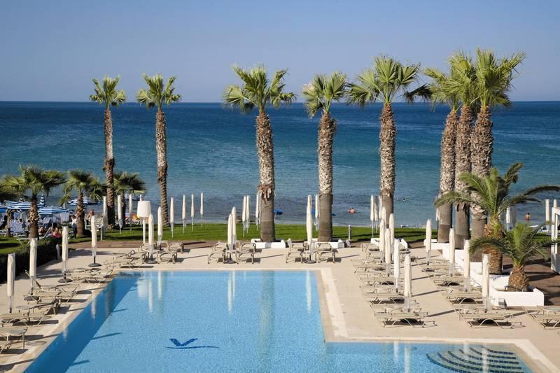Vrissiana Beach Hotel 4* - bazén