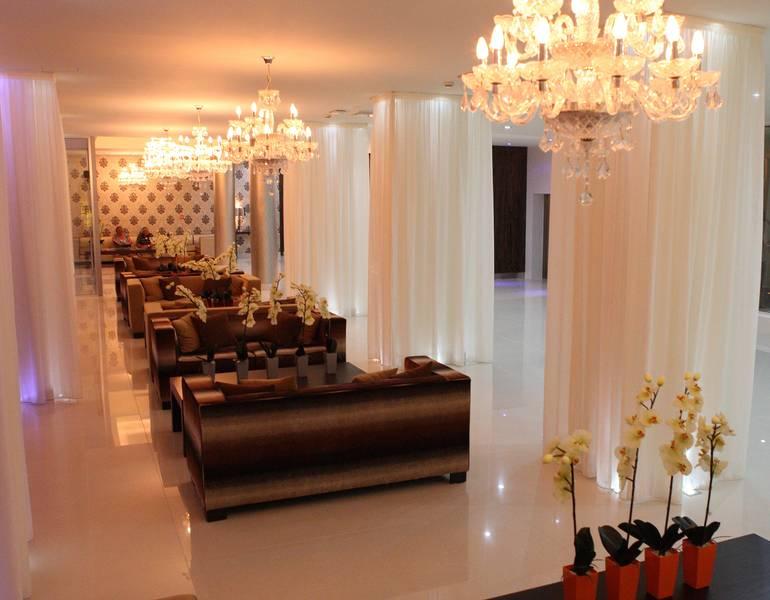 Vrissiana Beach Hotel 4* - lobby