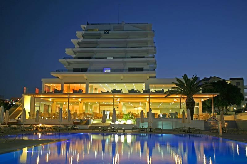 Vrissiana Beach Hotel 4*