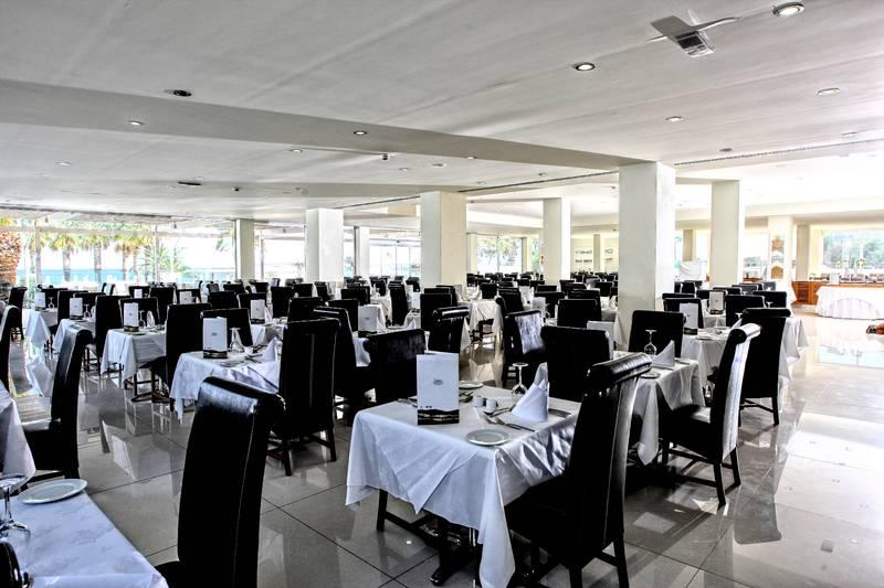 Vrissiana Beach Hotel 4* - reštaurácia