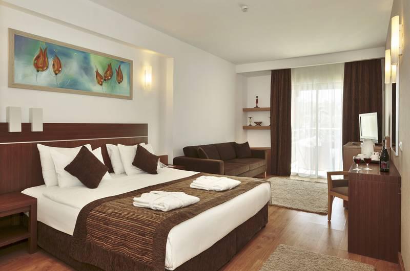 Kumköy Beach Resort & SPA 5˙ - izba
