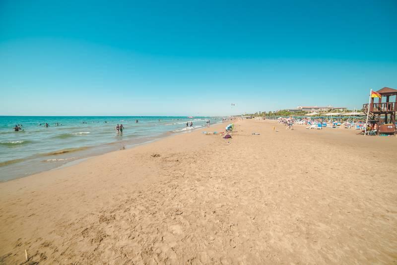 Kumköy Beach Resort & SPA 5˙ - pláž