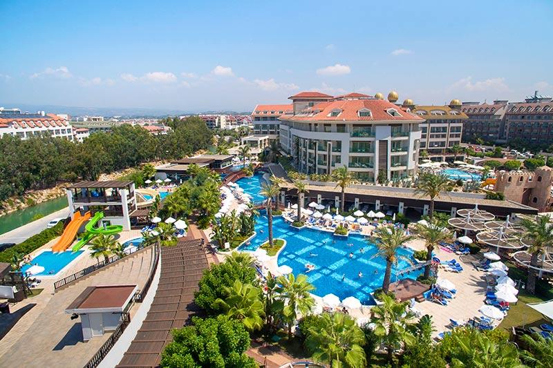 Evren Beach Resort Hotel & SPA 5˙