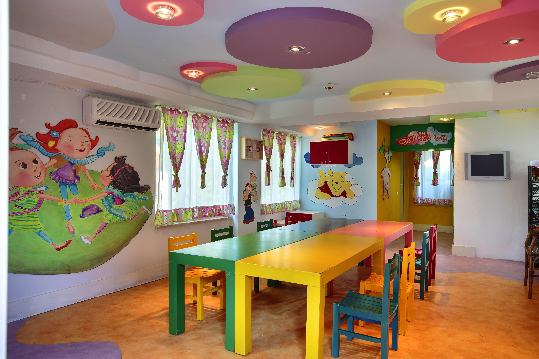 Evren Beach Resort Hotel & SPA 5˙ - detské ihrisko