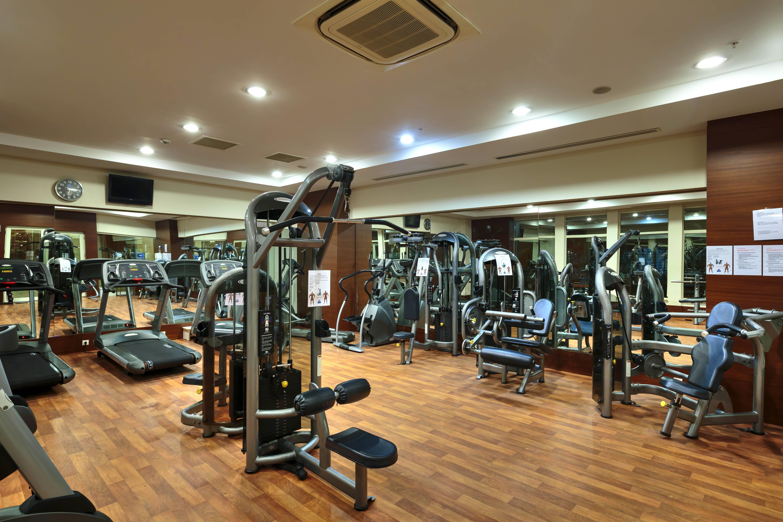 Evren Beach Resort Hotel & SPA 5˙ - fitnescentrum