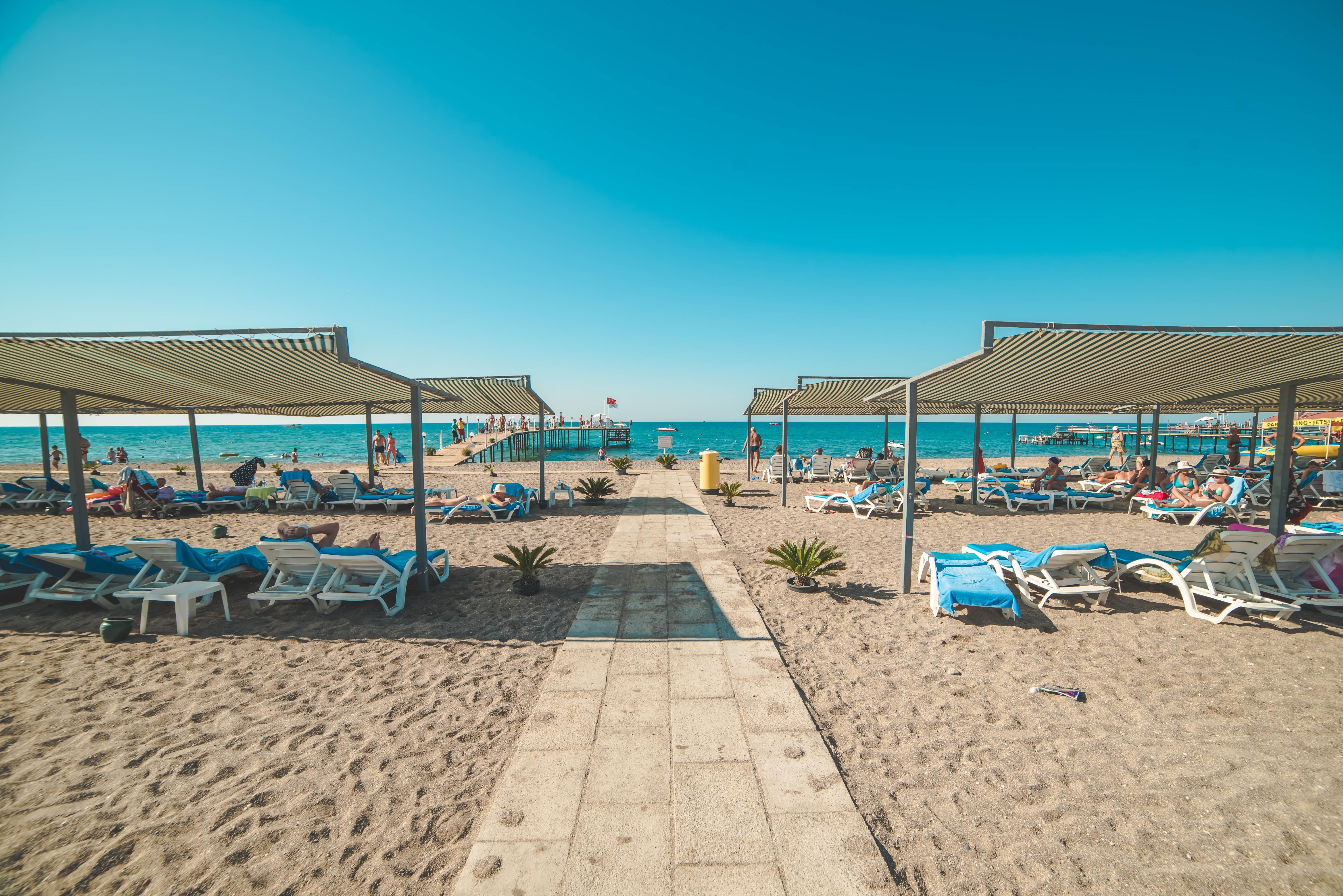 Elita Beach Resort Hotel & SPA 5˙ - pláž