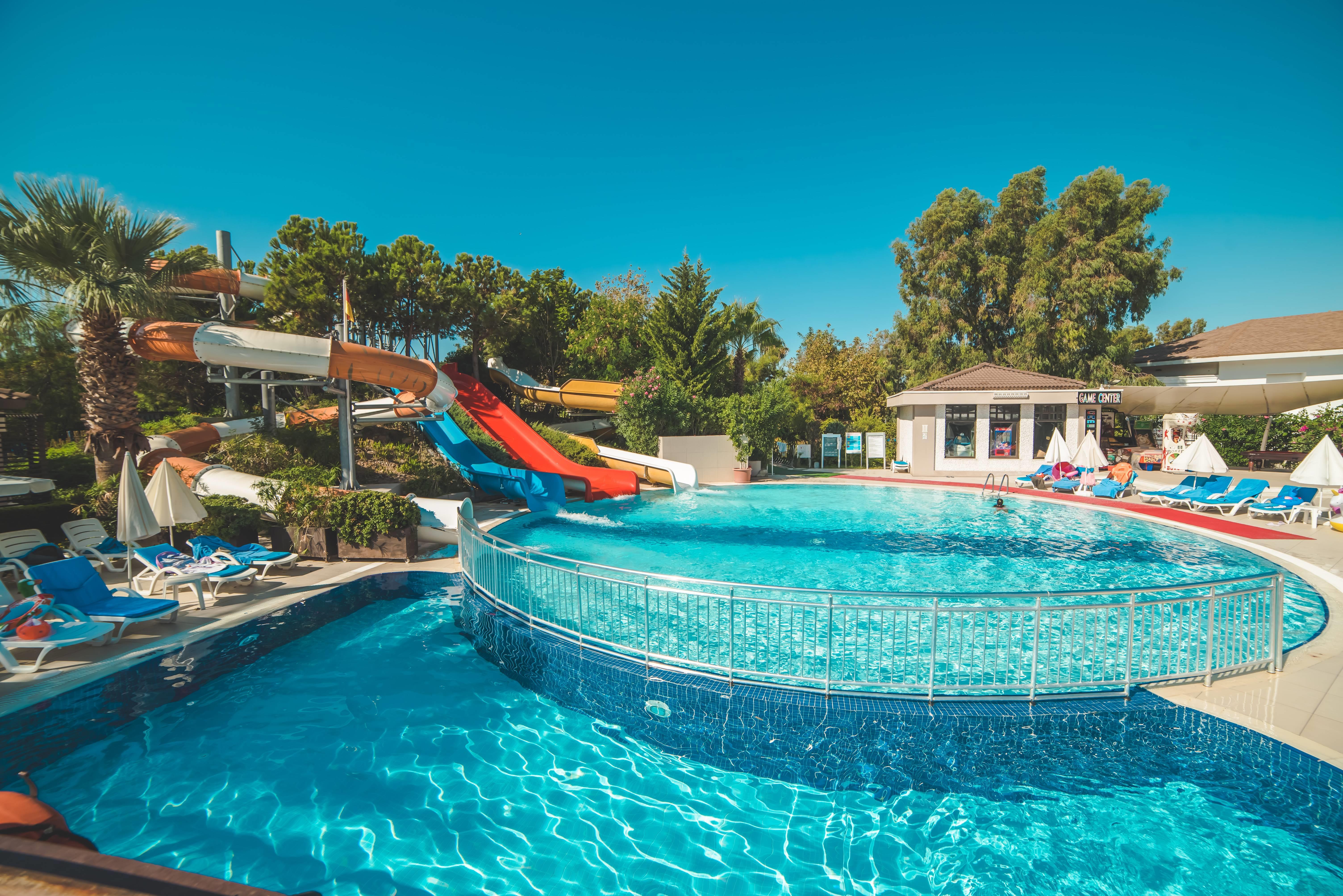 Elita Beach Resort Hotel & SPA 5˙ - tobogany