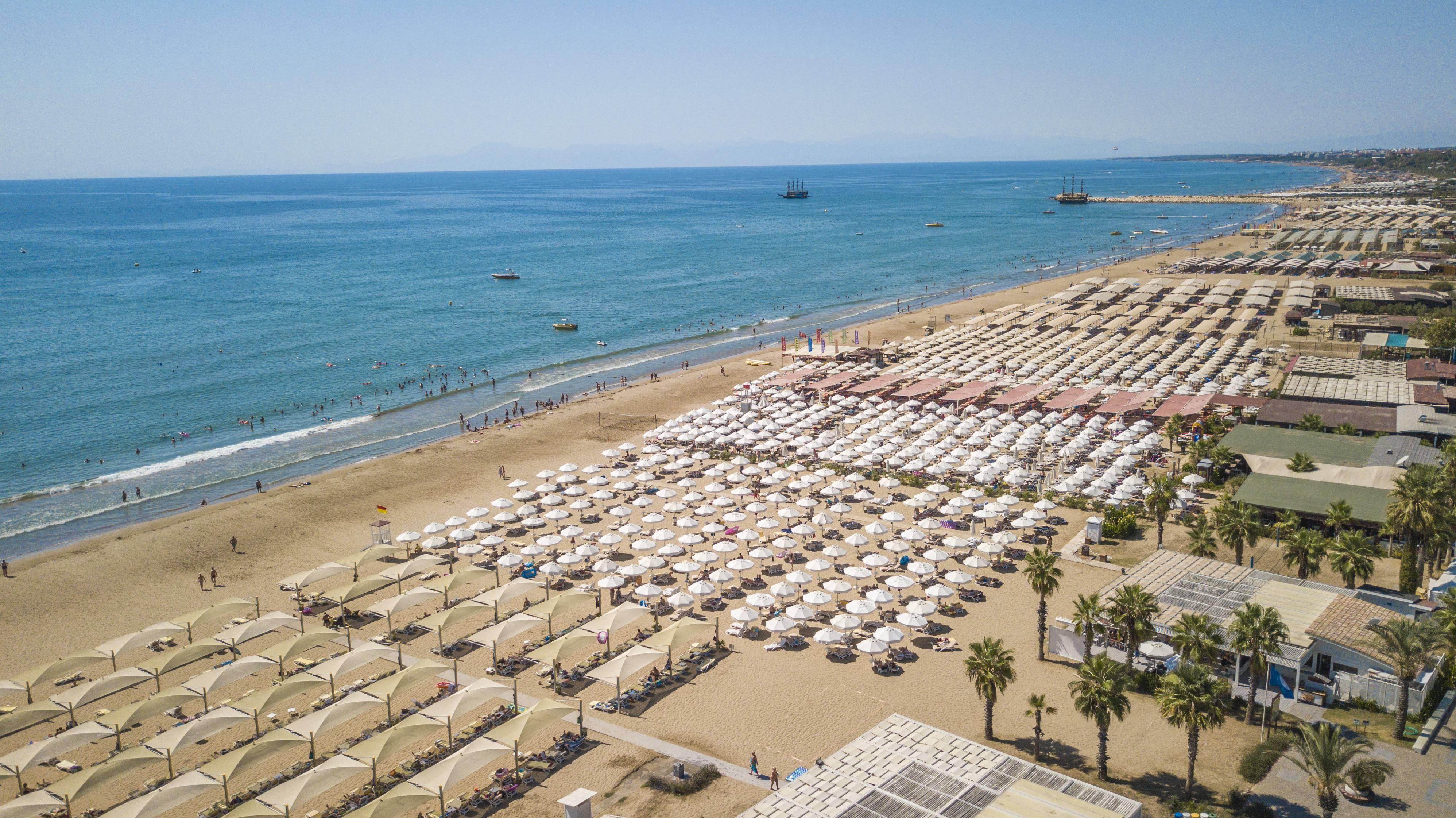 Trendy Verbena Beach 5* - pláž