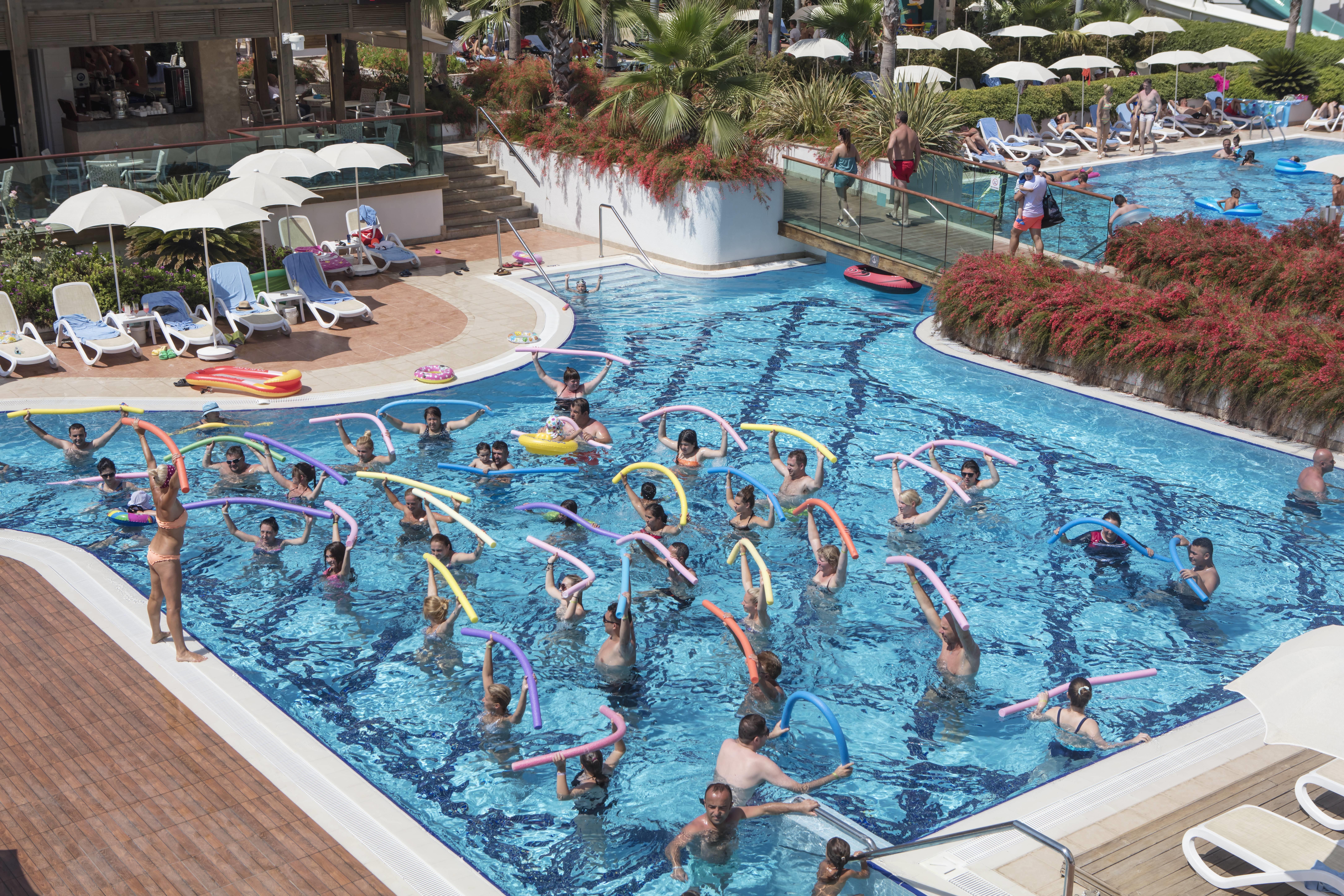 Trendy Verbena Beach 5* - bazén