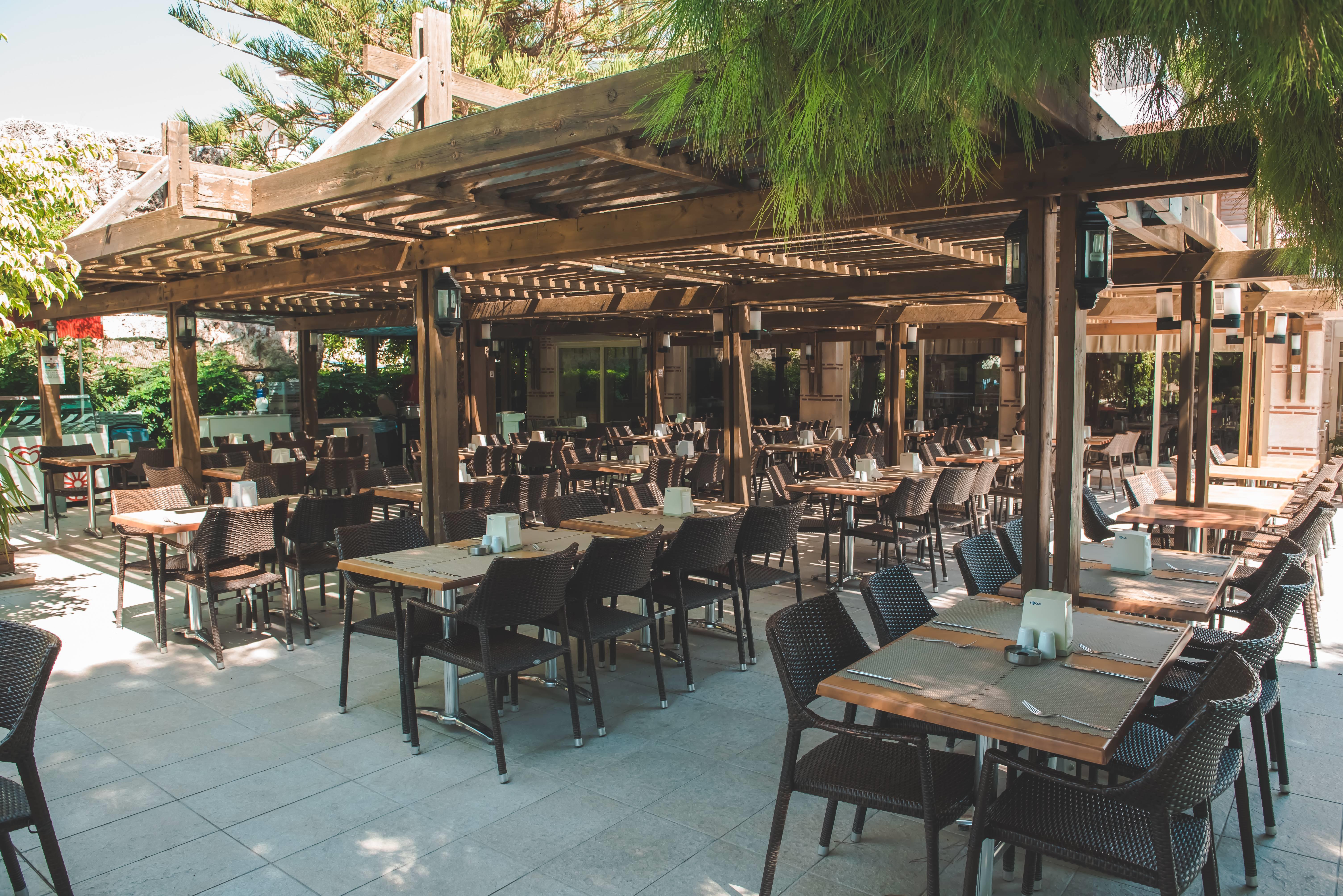 Trendy Side Beach 5* - reštaurácia