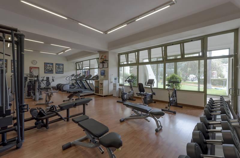 Barut Arum 5* - fitnescentrum