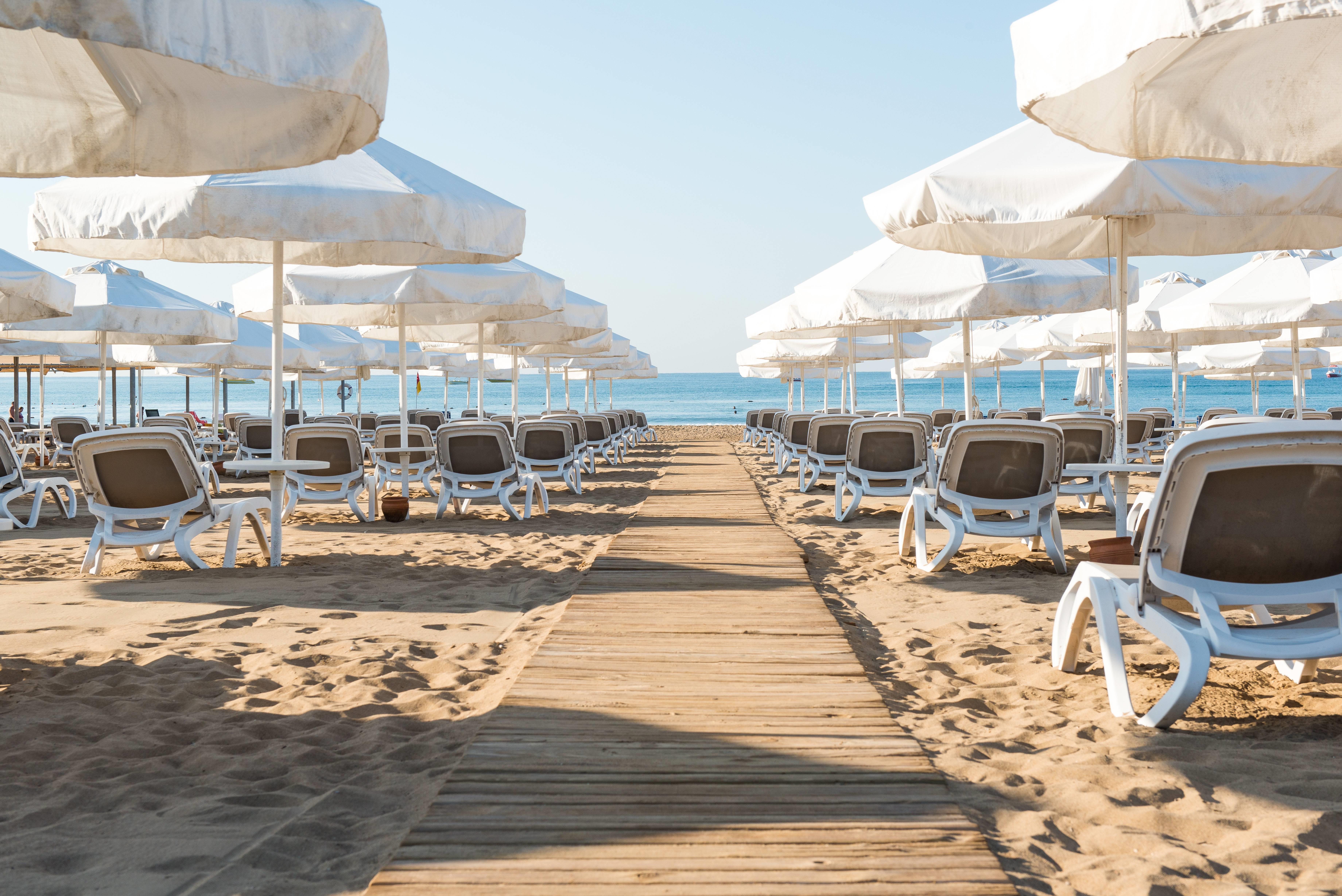 Barut B Suites 4* - pláž