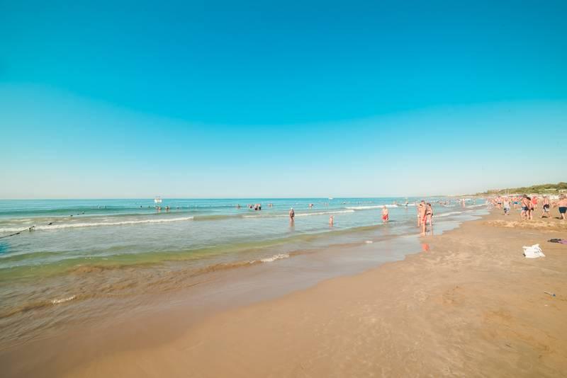 Adalya Ocean Deluxe 5* - pláž