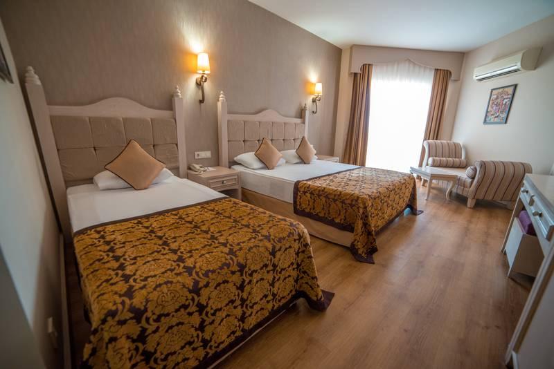 Adalya Resort & SPA 5* - izba