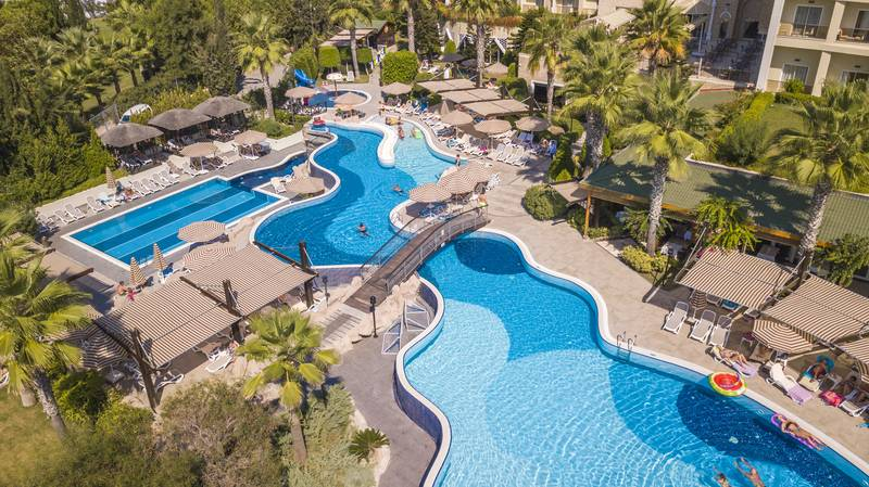 Adalya Resort & SPA 5* - relaxačný bazén