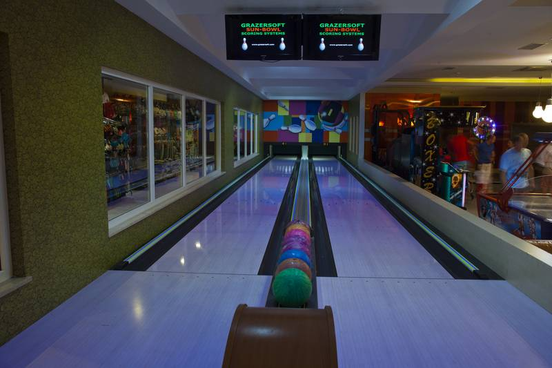 Adalya Resort & SPA 5* - bowling