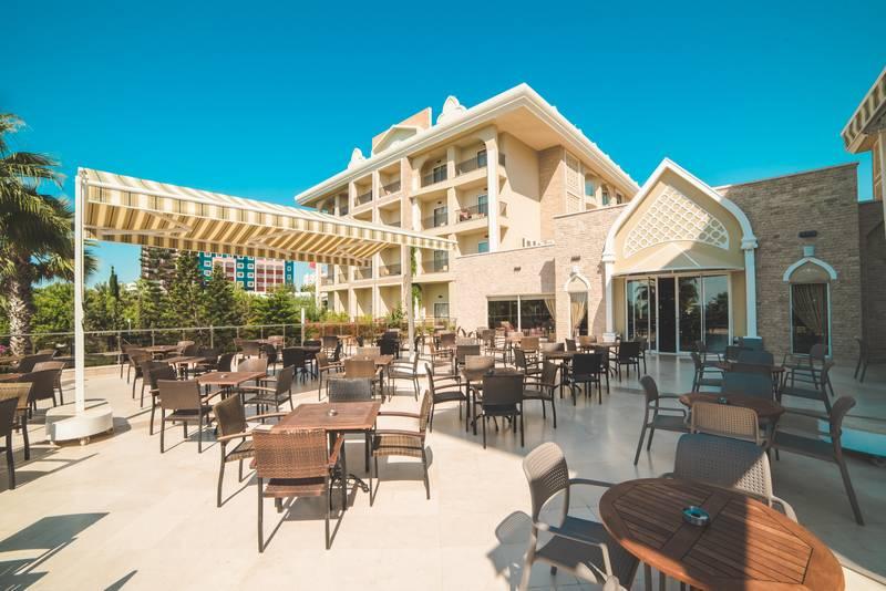 Adalya Resort & SPA 5* - reštaurácia