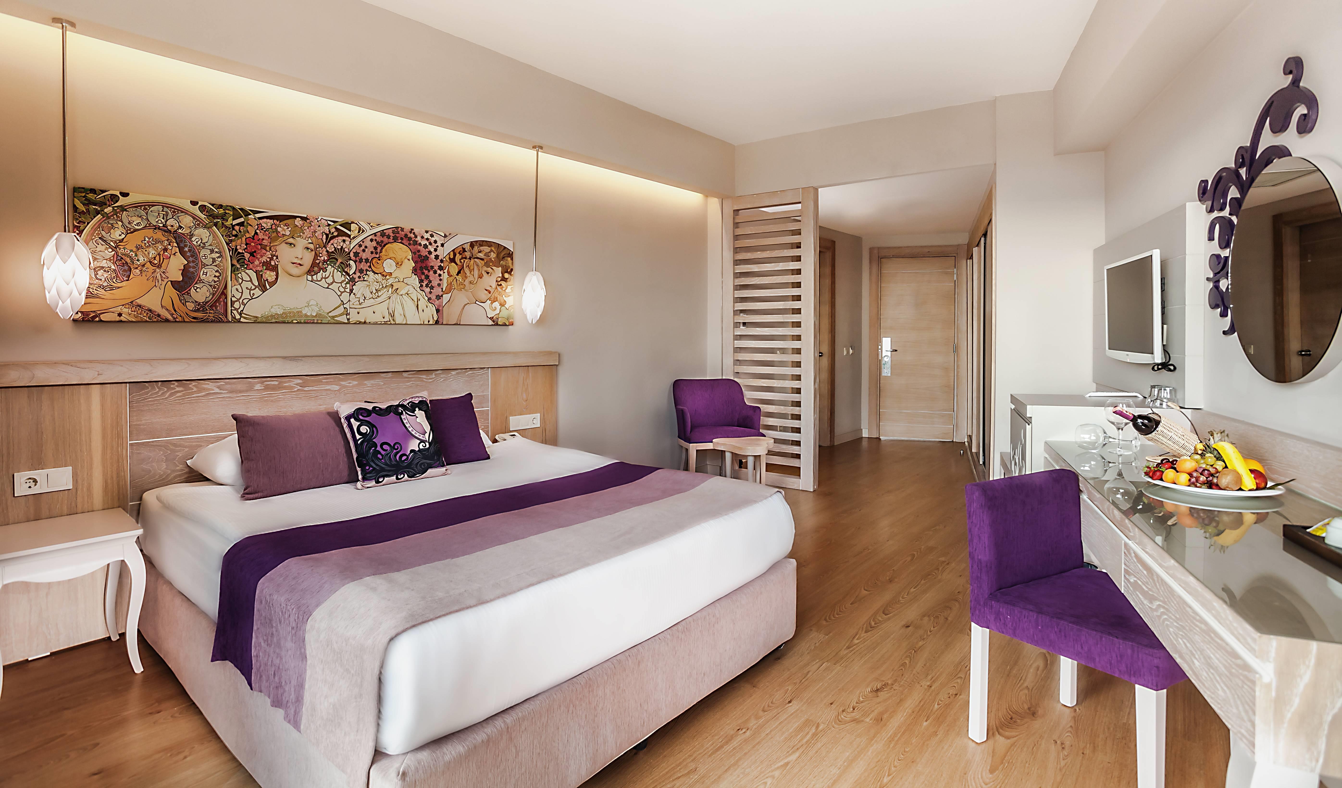 Sea Planet Resort & SPA 5* - izba